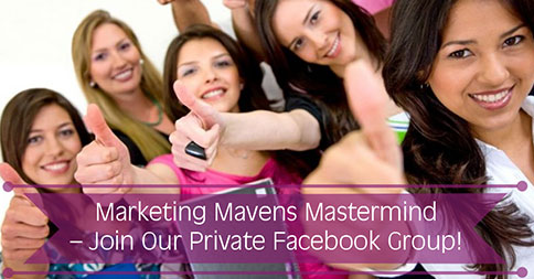 Marketing Mavens Mastermind – Join Our Private Facebook Group!